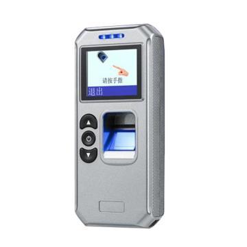 中研 指纹巡检仪,存储记录80000条,可存储摔打记录32000条,尺寸132×57×25mm,Z-6500F