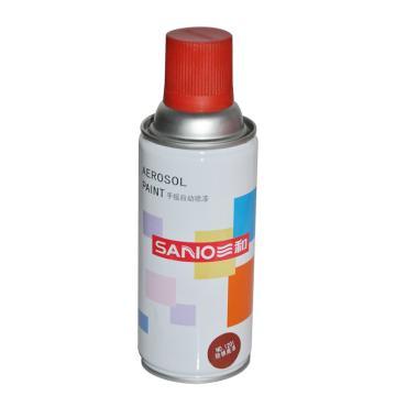 三和 自动喷漆,防锈底漆,NO.1201,350ml/瓶,(12瓶/箱)