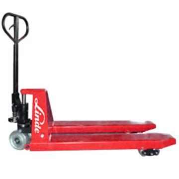林德 标准型手动液压搬运车,额定载重(kg):3000,货叉尺寸(mm):680*1150