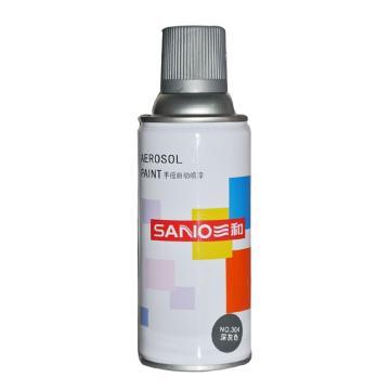 三和 自喷漆,灰色系列 No.304,350ml/瓶
