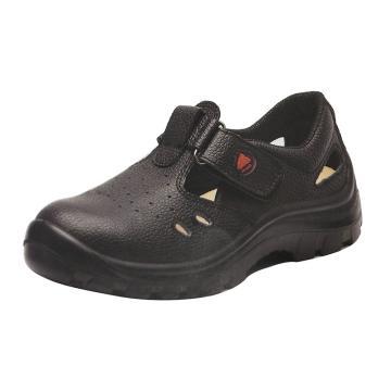 BATA防砸夏季安全鞋,35