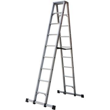铝合金双侧梯,2.5m 150kg