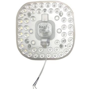 钇润 LED灯贴 吸顶灯改造灯板  24W 方形 尺寸160x160mm   白光