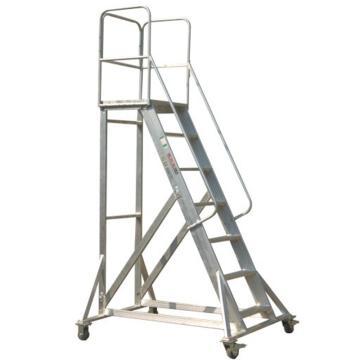 铝合金移动扶手梯,高度(mm):2000
