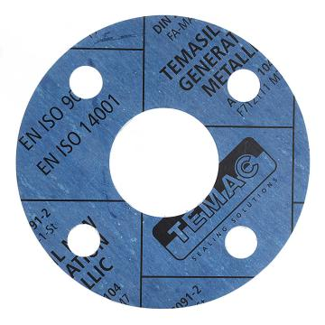 HG/T20606 通用型耐油无石棉垫片TC-30 RF DN25 PN40 T=3mm ,10片/包