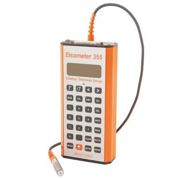 Elcometer 355 数字式涂层测厚仪,A355----T