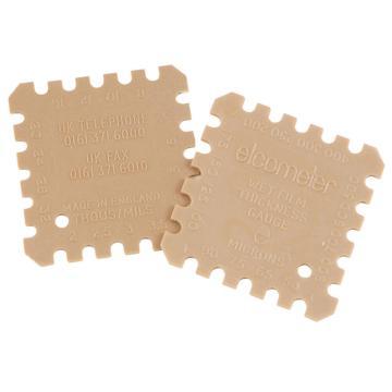 Elcometer 154 塑料湿膜梳