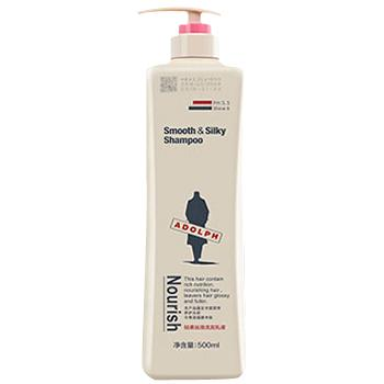 阿道夫(ADOLPH)轻柔丝滑洗发乳,500ml,单位:瓶