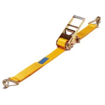 Unitex 捆绑带双头型三角钩,400kg*4M,25B/2-4