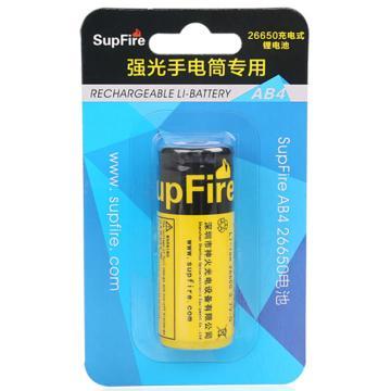 神火 26650锂电池 含保护板 带包装,单位:节