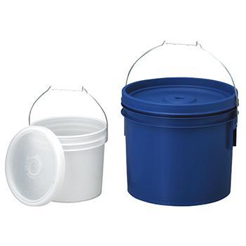 进口密封桶,桶体HDPE,桶盖LDPE,SN-13白,12L