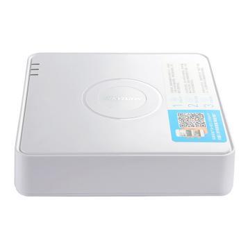 海康威视 嵌入式四混合同轴高清网络硬盘录像机 4路视频输入  DS-7104HGH-F1/N