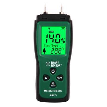 希玛/SMART SENSOR 木材水份测试仪,AS971,2-70%