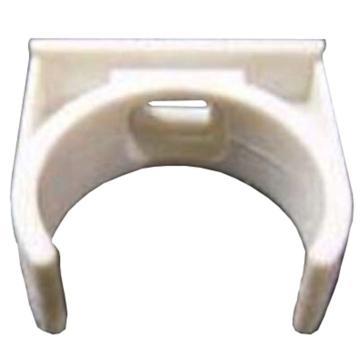 联塑白色PVC线管卡扣,DN32
