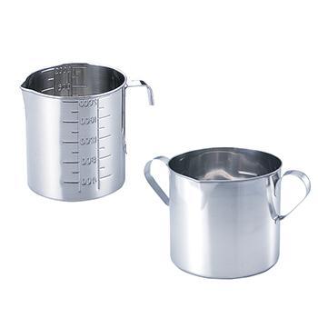 进口不锈钢烧杯(SUS304),500ml