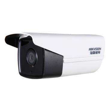海康威视 400万筒型红外网络监控摄像头 带POE供电 红外30米  DS-2CD3T45-I3(6mm)