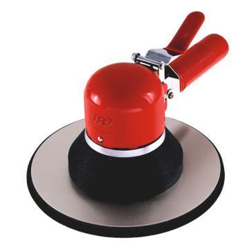 """英格索兰气动打磨机,重级齿轮传动轨道式,8""""盘径,190W,328B"""