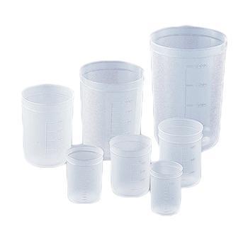 进口一次性烧杯(吹塑成形),2000ml,100个/箱