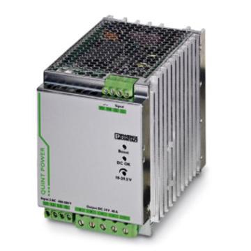 菲尼克斯 电源,QUINT-PS/3AC/24DC/40,2866802