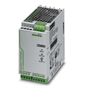 菲尼克斯PHOENIX 电源,QUINT-PS/3AC/24DC/20,2866792
