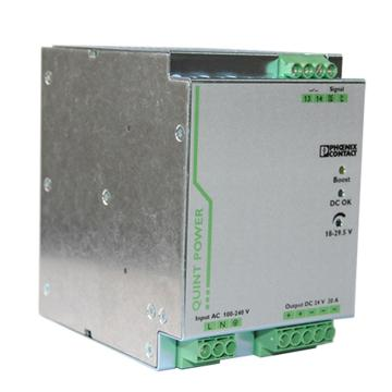 菲尼克斯 电源,QUINT-PS/1AC/24DC/20,2866776