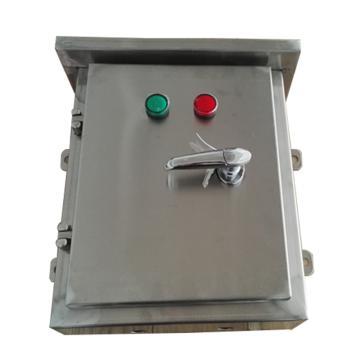 华强 纵向撕裂检测器就地报警控制箱,HQJD-2014X/C