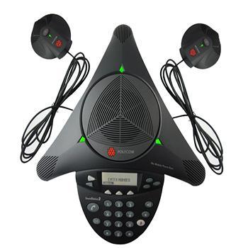 宝利通会议电话,SoundStation2  EX扩展型会议电话