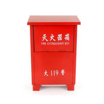 灭火器箱,可容纳3kg干粉灭火器*2,50*32*16cm(高*宽*厚)(仅限江浙沪、华南、西南、湖南、湖北、陕西、安徽地区)