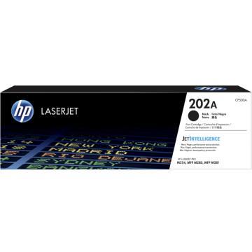 惠普(HP) 202A CF500A黑色硒鼓 适用于 HPM254NW/DW/M280NW 约1400页