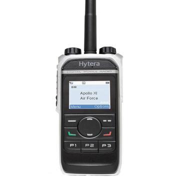 海能达商业数字对讲机,PD660 模拟+数字双模制式