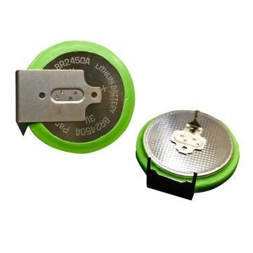 松下 BR2450A 耐高温3V锂电池