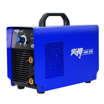 瑞凌火神系列直流手工电焊机,ARC-250,220V (带焊钳焊线地线地夹等国产配件)