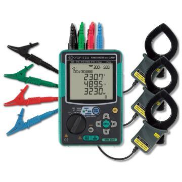 电能质量分析仪,克列茨/日本共立 6305 主机