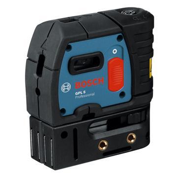 博世/BOSCH 投点仪,GPL5,红光,上、下、左、右、前5个点,产品编号:0601066200
