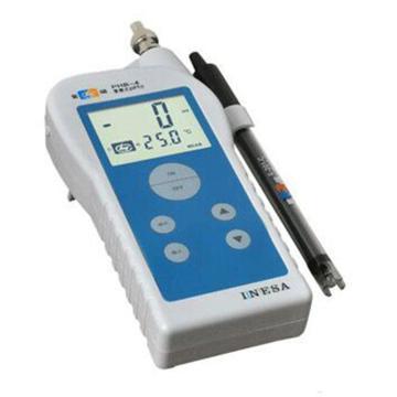 pH计,便携式pH计,PHB-4