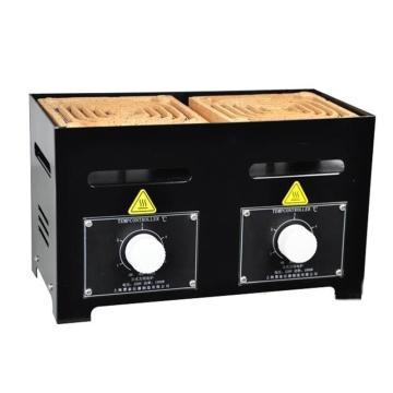 万用电炉,立式,双联2KW,稳定功率:2000W,外形尺寸:300x170x180