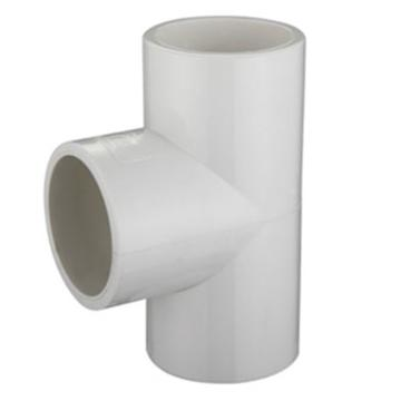 万鑫军联/WXJL U-PVC给水管件 白色 三通,32mm
