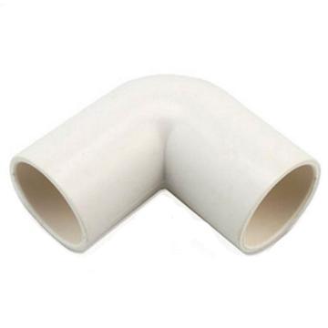 万鑫军联/WXJL U-PVC给水管件 白色 直弯,20mm