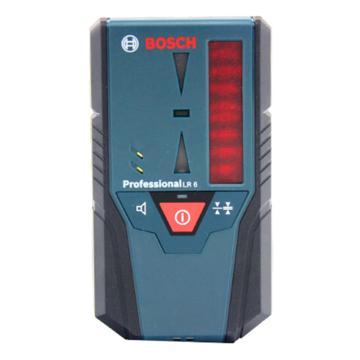 博世/BOSCH 水平仪接收器,LR6,测量范围50m,配GLL5-50X使用,产品编号:0601069H00