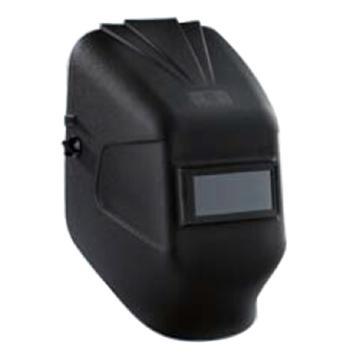 蓝鹰 焊接面罩,DA11,含镜片 头戴固定式焊接面罩 视窗尺寸:108*51mm