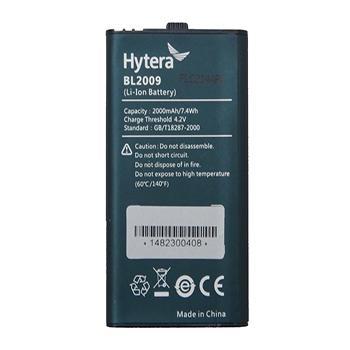 电池BL2009,容量2000mAh,锂离子电池,适配对讲机TD350和TD360