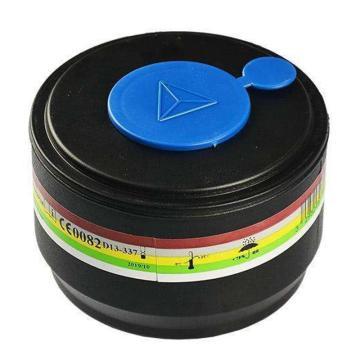 代尔塔M9000 A2R 有机气体和蒸汽+粉尘滤罐,105137