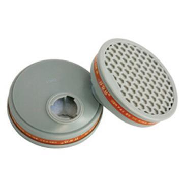 百安达滤盒,防有机气体过滤件,2个/袋,3111