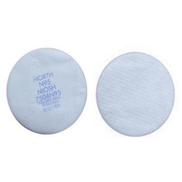 霍尼韦尔7506N95  防无油粉尘滤棉,10片/包