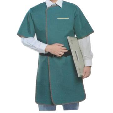 铅胶衣,正穿半袖单面式,0.35mmPb,1000x600mm
