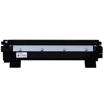 联想(Lenovo) 黑色墨粉,(适用S1801/LJ2205/M1851/M7206/M7255F/F2081)LT201 单位:个