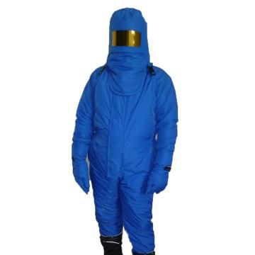 蓝涤 低温防护服,SHLDF7088-XXL(不含头罩)