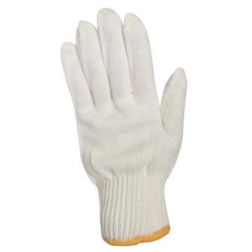 品固 纱线手套,10针全棉600g细纱线手套,10副/包