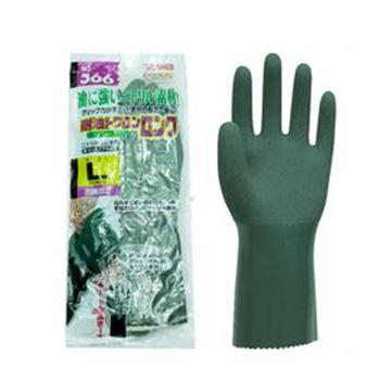 TOWA 566-M 丁腈橡胶耐油手套,30cm