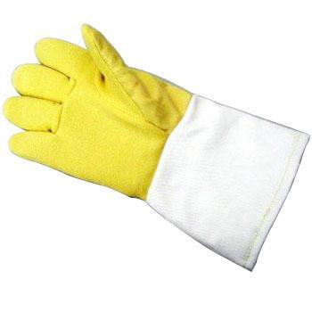 富力G435K,耐高温手套,耐温400℃,35cm